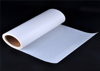Customized Silicone Coated Release Paper Roll , Colored Silicone Transfer Paper