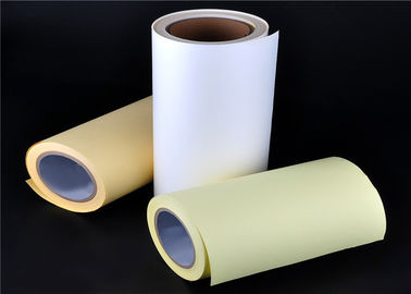 Single Side Silicone Release Paper Anti 300°C High Temperature Resistance