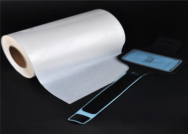 0.010mm Thickness Hot Melt Adhesive Sheets , Polyurethane Tpu Adhesive Film 88A Hardness