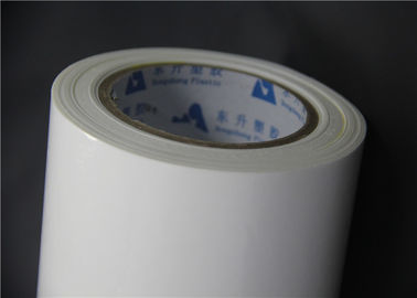 Custom Thermoplastic Adhesive Film , 48cm PA Hot Melt Glue Sheets For Embroidery Logo