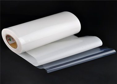 China 0.12mm PA Hot Melt Glue Film , Thermoplastic Nylon Hot Melt Adhesive Sheets For Fabric supplier
