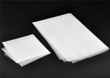 Temperature110-130 ℃ Hot Melt Glue Sheets For Textile Fabric , White Color
