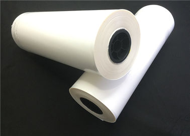China Hardness 95A Transparent Hot Melt Adhesive Film For Textile Fabric Plastic Polyurethane supplier
