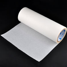 China Thermoplastic TPU Hot Melt Adhesive Film , Hot Melt Sheet For Leather Lamination supplier