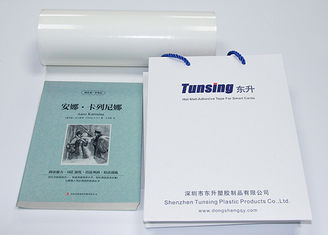 Transparent Double Sided Hot Melt Adhesive Film For Textile Fabric 0.15mm Copolyamide