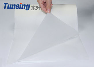 Low Temperature TPU Hot Melt Adhesive Film Back PVC Laminate On MDF Wood
