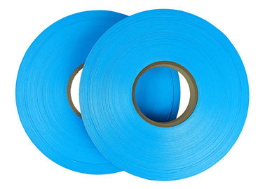Blue Seam Sealing Adhesive Tape PEVA EVA 200M / Roll For Protective Suit