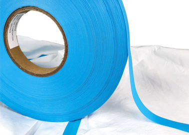 Low Temperature Eva Hot Melt Adhesive Film 200m / Roll For Protective Clothing