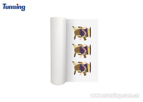 60cm Width PET Printing Heat Transfer Film For DTF Printing