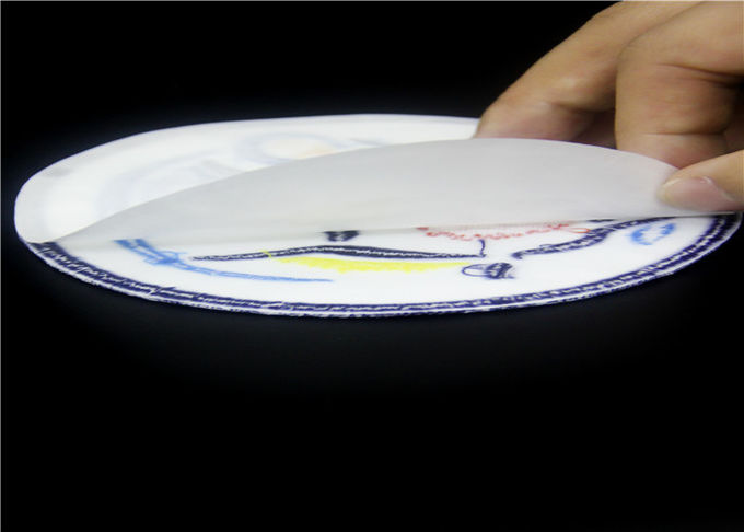 Transparent EAA Hot Melt Adhesive Sheets For Fabrics And Textiles Eco - Friendly