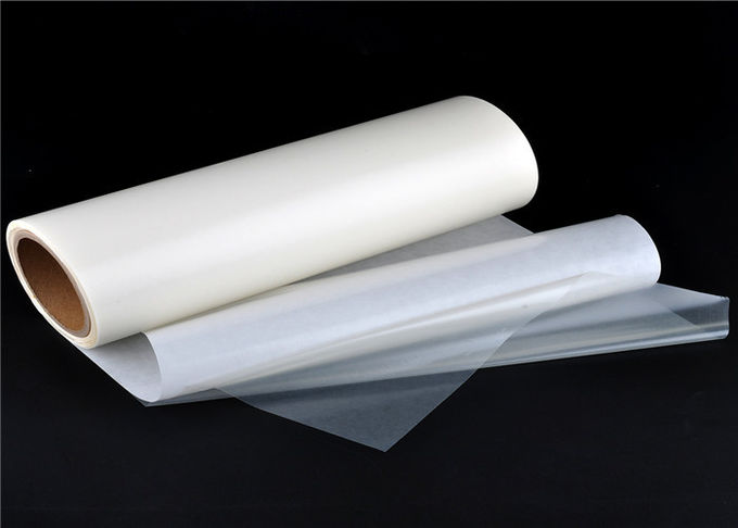 Metal Double Sided Hot Melt Adhesive Film 138mm Conventional Width