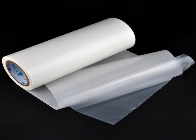 Shoes Gluing Hot Melt Adhesive Sheets EVA Film Thermoplastic 100 Yards / Roll